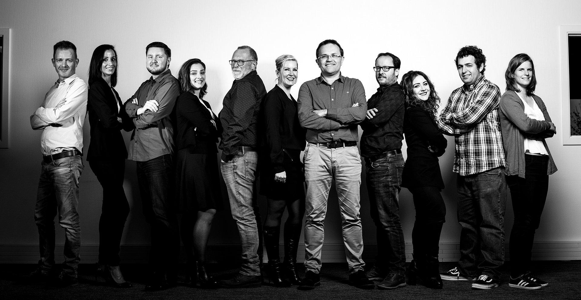 L'équipe de ProtoElectronique
