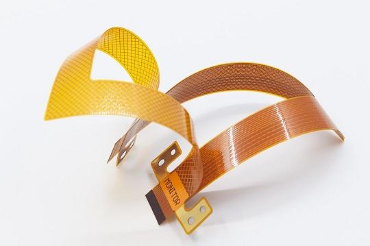 A flexible printed circuit