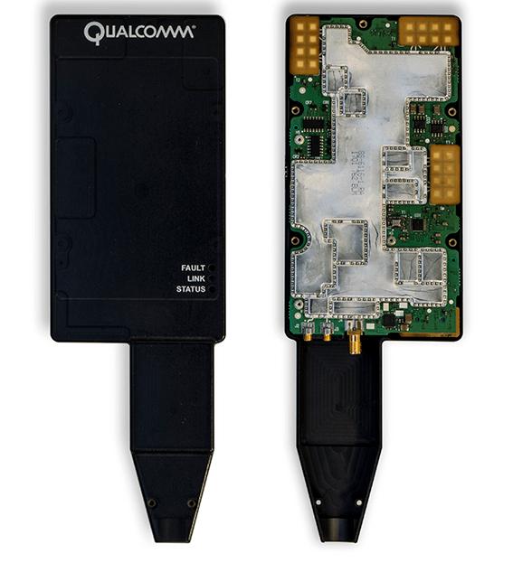 Un prototipo de dispositivo móvil 5G