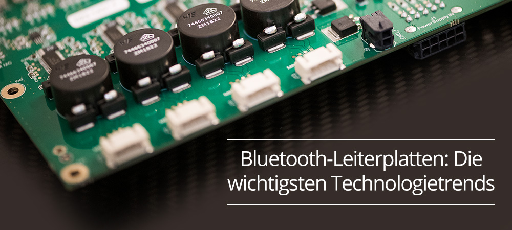 bluetooth-leiterplatten