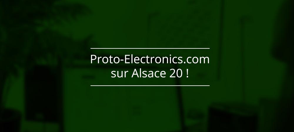 Reportage vidéo sur Proto-Electronics.com