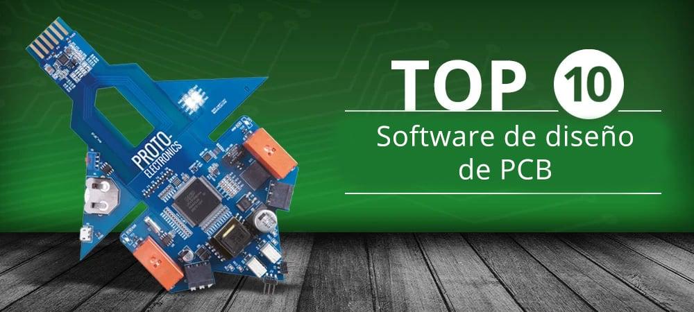 Top 10 : Software de diseño de PCB